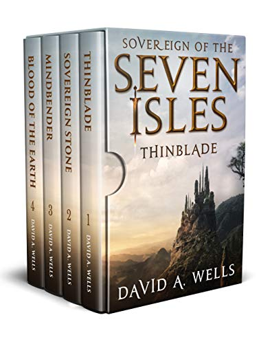 Sovereign of the Seven Isles Box Set (Books 1-4)