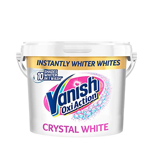 Vanish Fleckenentferner Gold Oxi Action Powder Crystal White, Pulver