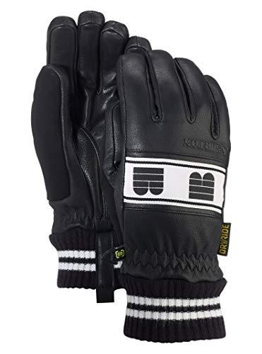 Burton Womens Free Range Glove, True Black New, Medium