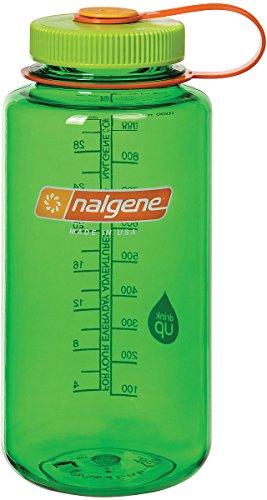 Nalgene Uni Klassiker Wh Trinkflasche, Melone Grün, 1 Liter