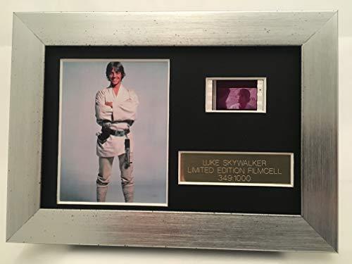 Star Wars LUKE SKYWALKER Limited Edition Film Cell m