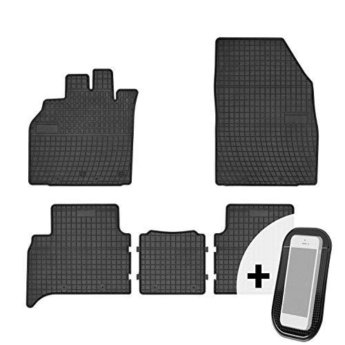 mächtig Gummimatte Automatte Moto-Geeignet für MOLTICO Gummi Auto Mat Custom Set von 5…