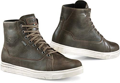TCX Mood Gore-Tex Adult Street Motorcycle Boots - Vintage Brown/EU 44 / US 10
