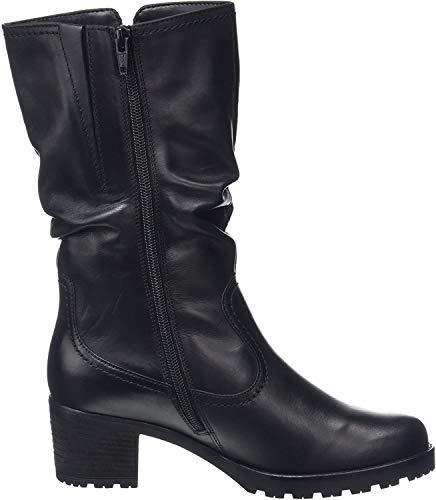 Gabor Shoes Comfort Sport, Damen Kurzschaft Stiefel, Schwarz (47 schwarz (Mel.)), 41 EU (7.5 UK)