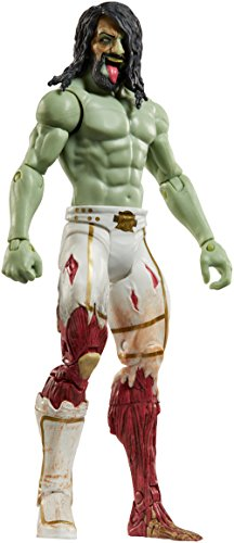 WWE Figura de acción de Seth Rollins Zombie Edition