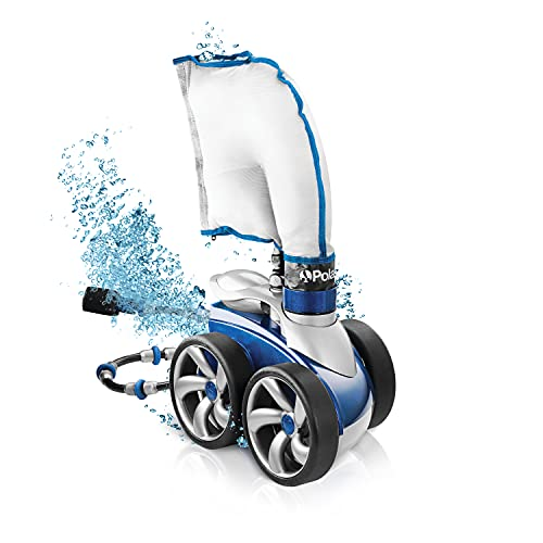 Zodiac F6 Vac Sweep Pro 3900 Sport Pressure Inground Pool Cleaner, Triple Jet Powered, with a Dual...