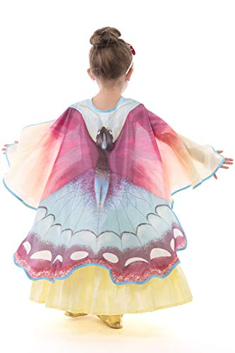Little Adventures Animal Wing Capes (Butterfly, Small Age 1-5)