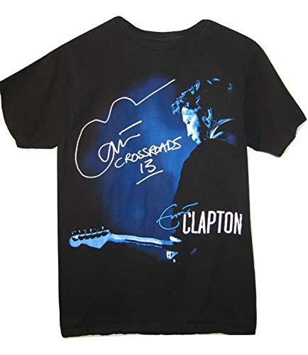 Las Vegas Hard Rock Cafe Eric Clapton Crossroads 13 T-Shirt Men's XS
