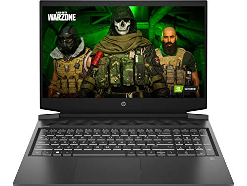 HP Pavilion Gaming 10th Gen Intel Core i5 Processor 16.1-inch FHD Gaming Laptop (8GB/1TB HDD + 256GB SSD/Windows 10/MS...