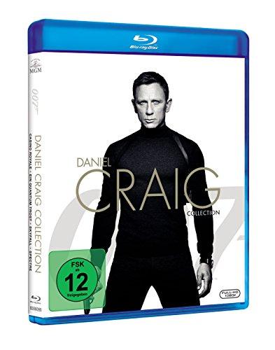 DANIEL CRAIG COLLECTION (BLU-R [Blu-ray]