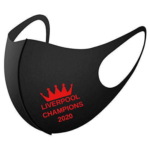 TLR REUSABLE LIVERPOOL CHAMPIONS FACE MASK 2020