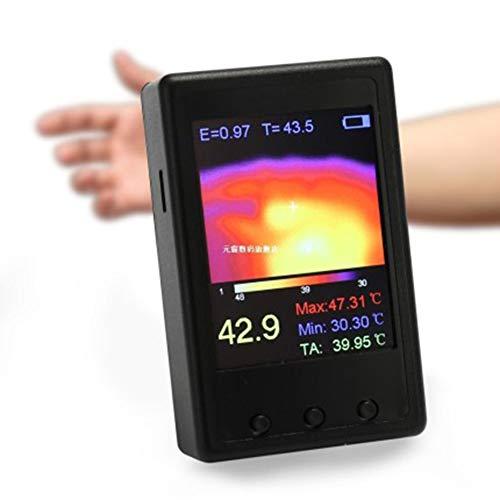 JSX Haute Quanlity Thermomètre Infrarouge, Température Infrarouge Caméra À L'épaule Thermograph Capteur Numérique Infrarouge Imageur Thermique
