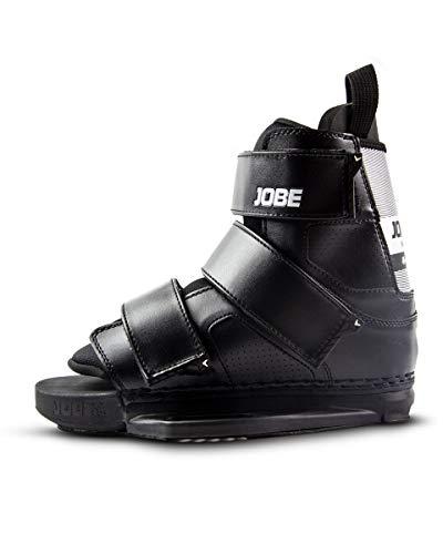 Jobe Heavy Duty wakeboard Bindings Fijaciones Host Bindings, color negro, tamaño 40-44 (7.5-11)