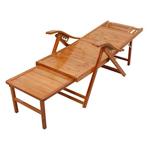ZHAOJYZ Household Necessities/ligstoel, inklapbaar, voor pauze, lunch, chair, tuin, senioren, vrijetijdsstoel, kantoor, multifunctioneel, draagkracht 150 kg