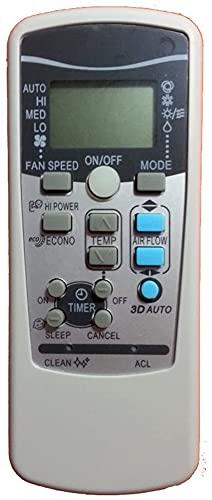 Fernbedienung für Klimaanlage Mitsubishi Heavy Industries RKX502A001 Klimaanlage, Klimagerät, Wärmepumpe, Inverter