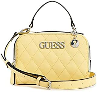 GUESS Factory Paladino Quilted Crossbody