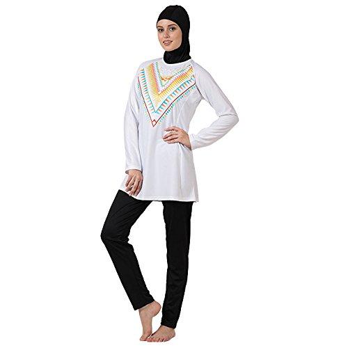 Egyptische Sunkissed Burkini Zwemkleding Set - Laatste verkoop