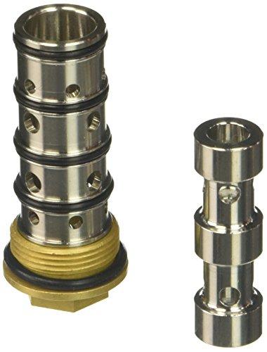 DANZE DA507041 Pressure Balance Spool for Tub & Shower, Brushed Nickel