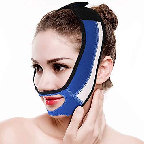 Face-lifting Le Bandage De Levage du Visage Soulève La Tension pour Retirer La Ceinture De Correction du Correcteur De Visage Détendue