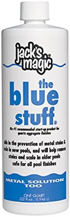 Jack's Magic The Blue Stuff Pack qt 1 Free OFFer shipping New 4
