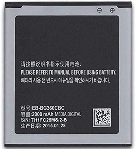 Todobarato24h Bateria Compatible con Samsung Galaxy G360 Core Prime 2000mAh