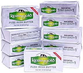 Kerrygold Unsalted Butter 8 Oz Foil Pack Pack of 10 product image