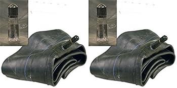 LOT OF 2  TWO  Deli Brand 8  Tire Inner Tube TR13 Rubber Valve fits sizes 3.00-8 3.50-8
