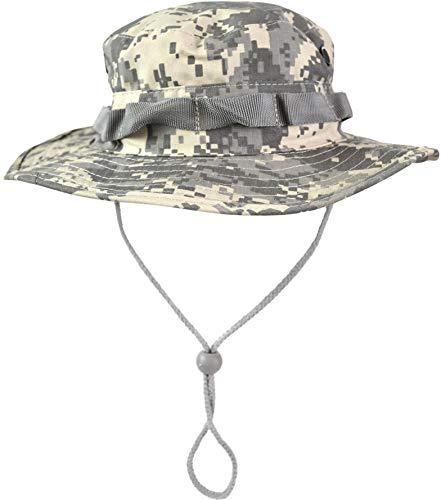 normani US GI Boonie Hat US Buschhut Safari Hut S-XL Farbe at-Digital Größe S