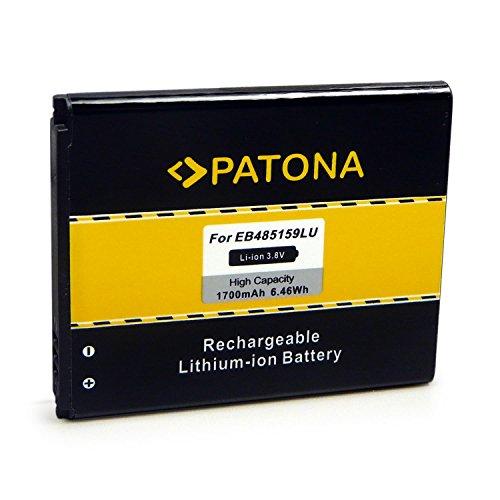 PATONA™ Batteria EB-485159LU 1700mAh Compatibile con Samsung Galaxy S7710 Xcover 2