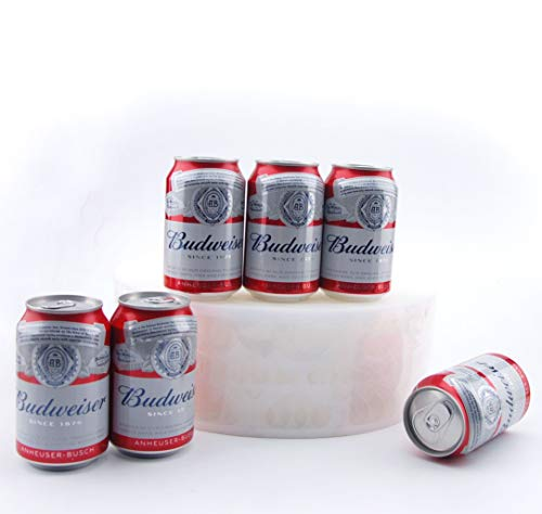 Aligeneral 1000 Count Roll 6-Pack Can Rings Universal Fit all 12oz Beer and Soda Cans