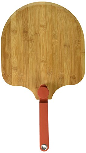 Pizzacraft PC0232 Folding Bamboo Pizza Peel for Grill