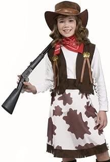 Forum Novelties Cowgirl Child Costume