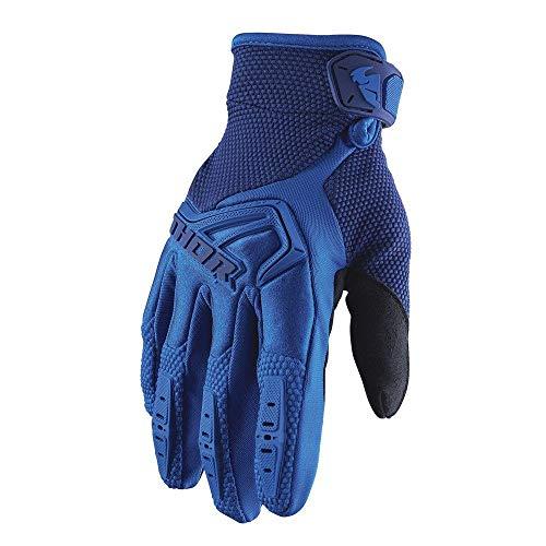 Thor MX Spectrum Motocross Handschuhe 2020 blau