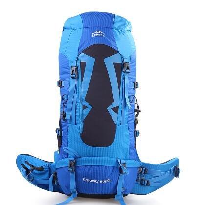 Limit Professional Sac d'alpinisme mâle Sac à Dos de randonnée Sac à Dos Femelle Multifonction extérieur Sac à Dos 70L