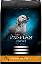 Purina Pro Plan High Protein Dry Puppy Food, Chicken & Rice Formula - 34 lb. Bag (Packaging May Vary)