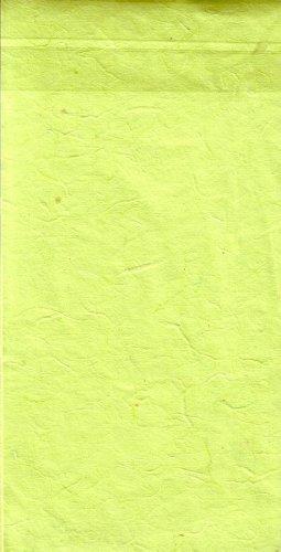 Digitalpapier Strohseide vanille 25g A4 10Bl