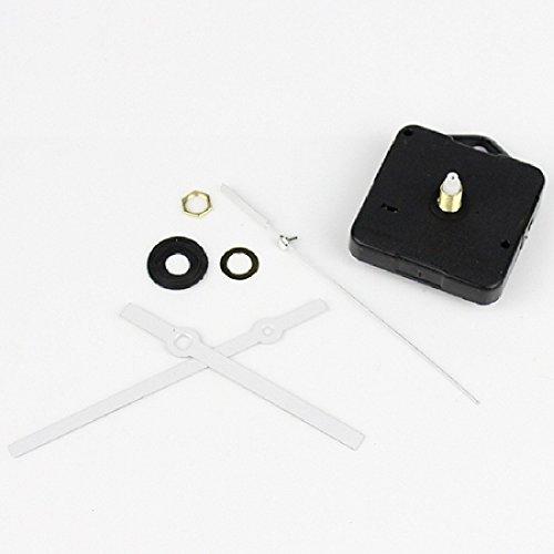 Nouveau Mécanisme Horloge murale DIY Pièces de rechange de mouvement quartz horloge Kit de rechange 12 x 11,6 x 9,4 cm