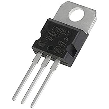 5pcs LM7805 L7805 7805 TO-220 Voltage Regulator IC good quality