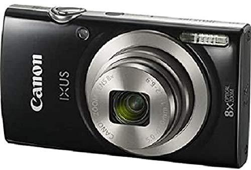 CANON IXUS 185 - Cámara digital (20 Mpx, objetivo gran angular de 28 mm, zoom óptico de 8x, zoom 16x, zoom DIGIC 4+)