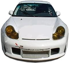 Extreme Dimensions Duraflex Replacement for 1999-2001 Porsche 911 Carrera 996 C2 C4 GT3-R Look Wide Body Front Under Spoiler Air Dam Lip Splitter - 1 Piece