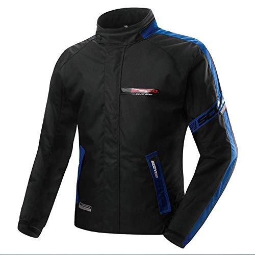 Motorjack mannen waterdicht warm houden reflecterend motorjack vrouwen ademend comfortabel jack met beschermende uitrusting