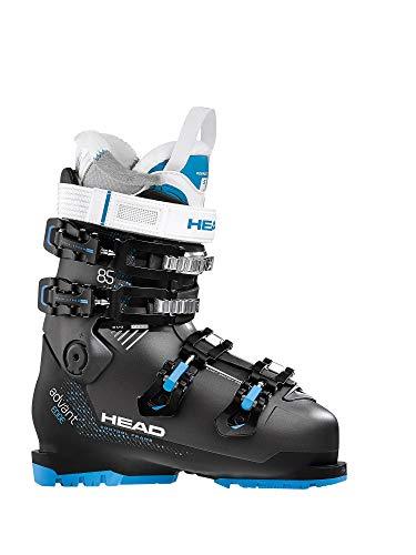 HEAD - Chaussures De Ski Advant Edge 85 W Anthracite - Black - Femme - Taille 23.5 - Gris