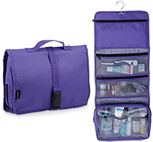 Lilliput Hanging Toiletry Bag and Cosmetic Organizer