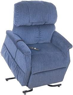 Golden Technologies Elite Comforter Extra Wide Series Lift Chair, Cabernet