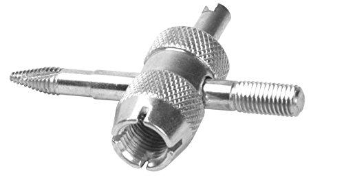 PERFORMANCE TOOL 60503 4-Wege-Ventil-Werkzeug (verwendet zur Unterstützung des Umbohrens von Gewinde)