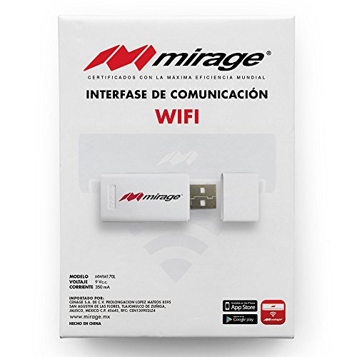Opiniones y reviews de Minisplit Inverter 2 Toneladas Mirage disponible en línea para comprar. 12