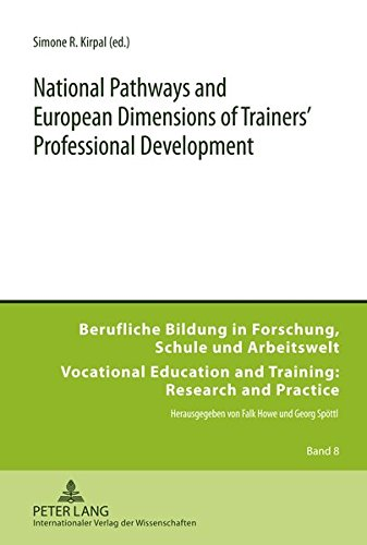 National Pathways and European Dimensions of Trainers' Professional Development