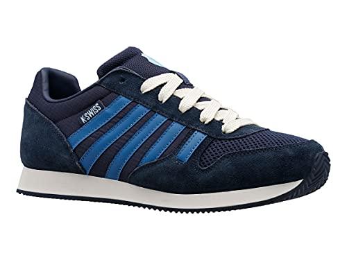 K-Swiss Herren Granada Sneaker, OUTRSPC/DKBLU/ANTIQW, 44.5 EU