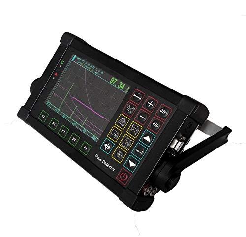 Digital Ultrasonic Flaw Detector Meter Defectoscope Gauge YFD200 with Range of Scanning 0 to 10000mm Portable Ultrasonic Flaw Detection