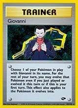Pokemon - Giovanni (18) - Gym Challenge - Holo